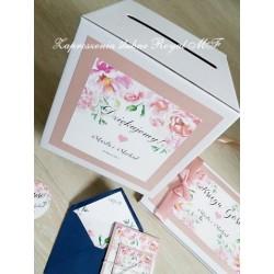 Pudełko na koperty/życzenia...