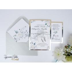 Zaproszenia ślubne Charlotte