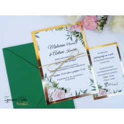 Zaproszenia ślubne Liwia