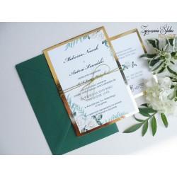 Zaproszenia ślubne Grace