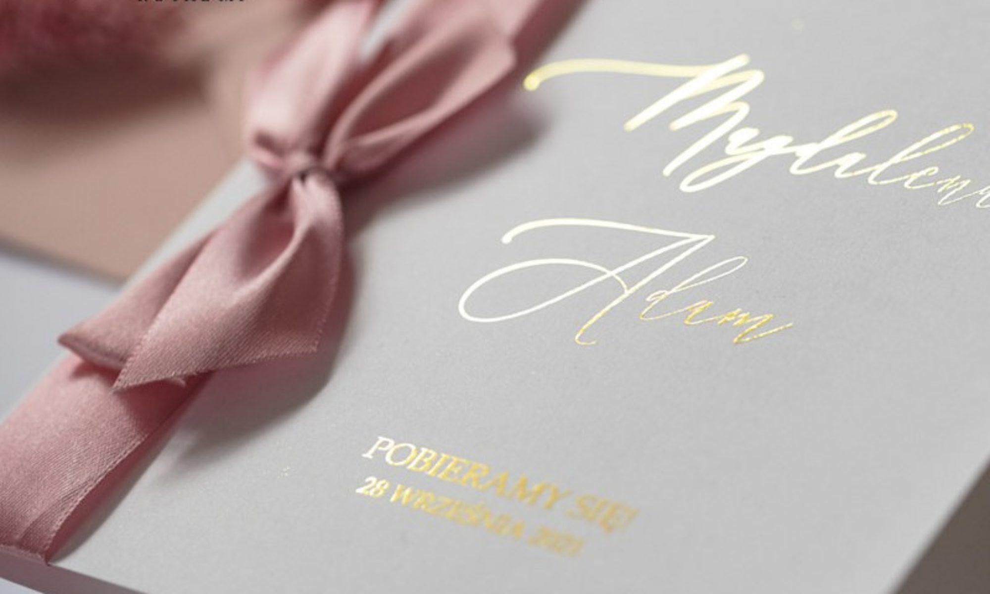 Royal MF - Zajmujemy się tworzeniem zaproszeń na każdą okazję.