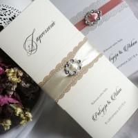 Zaproszenie na ślub Eliza