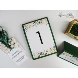 Numery stołów Gardenia