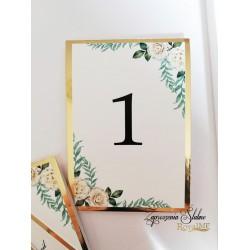 Numery stołów Grace
